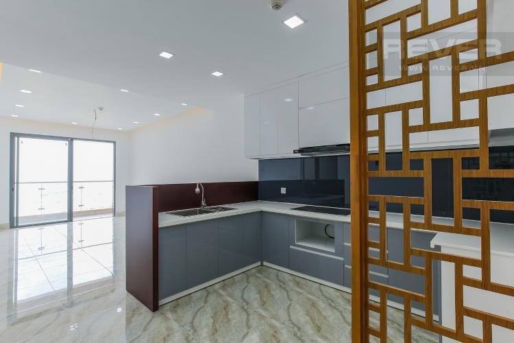 Phòng Bếp Căn hộ The Gold View tầng cao, tháp A3, 2 phòng ngủ, view sông và hồ bơi