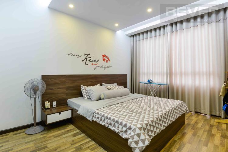 Phòng Ngủ 1 Bán căn hộ Tropic Garden tầng trung tháp C1, 2PN 2WC, đầy đủ nội thất, hướng Đông Nam mát mẻ