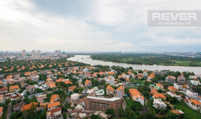 View Căn hộ Masteri Thảo Điền tầng cao, view đẹp tháp T5