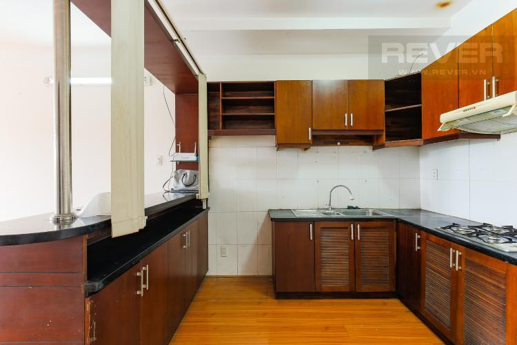 Phòng Bếp Căn hộ Orient Apartment 2 phòng ngủ tầng thấp hướng Đông Bắc
