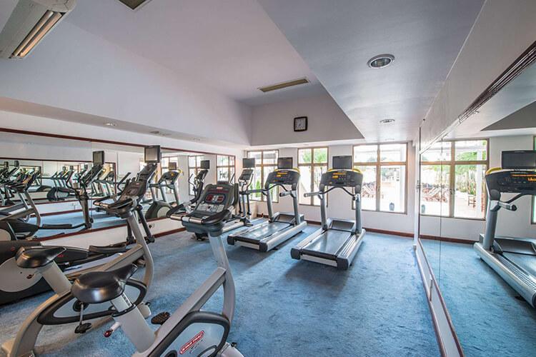 Somerset Chancellor Court - phong-tap-gym