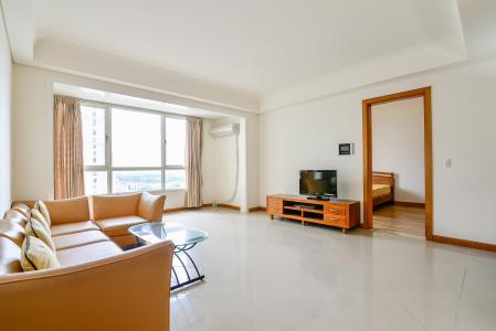 Căn hộ The Manor 2 phòng ngủ tầng cao AE nội thất đầy đủ