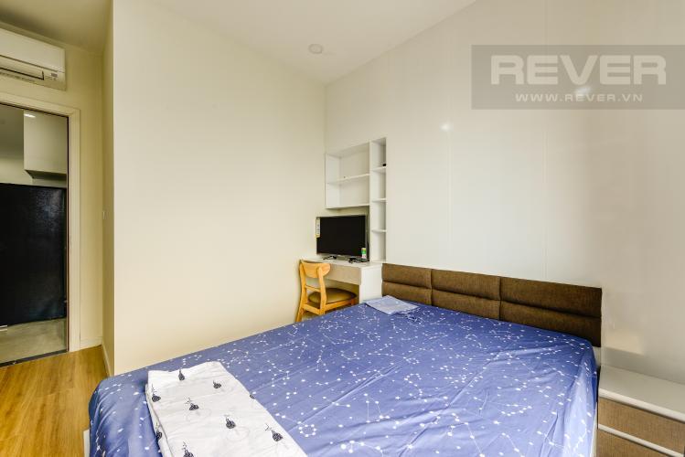 Phòng ngủ 2 Cho thuê căn hộ Masteri Millennium 2PN nội thất đầy đủ, tiện ích đa dạng