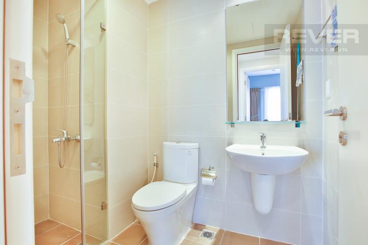 Toilet 1 Căn hộ Masteri Thảo Điền 2 phòng ngủ tầng cao T2 hướng Đông Nam