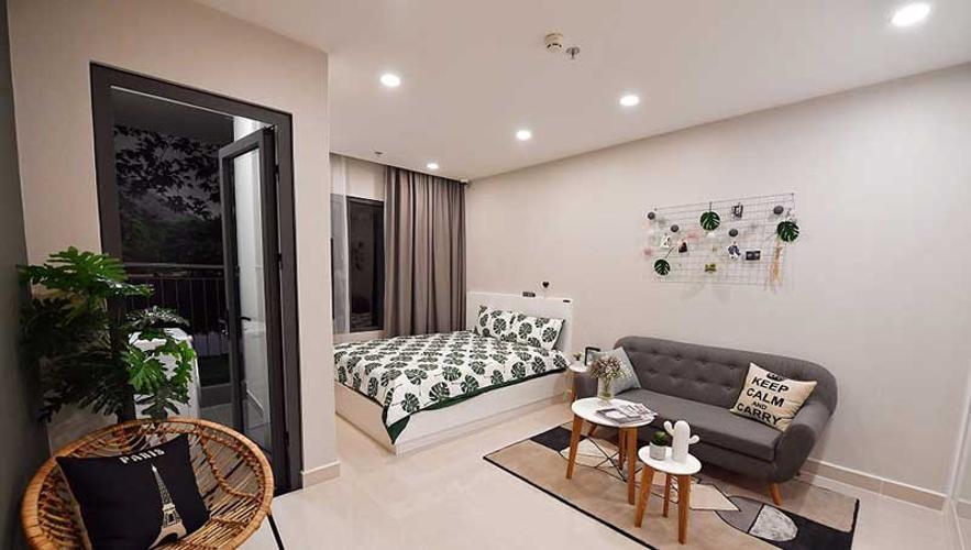 Phòng ngủ Vinhomes Grand Park Quận 9 Căn hộ Vinhomes Grand Park tầng 26, view sông thoáng mát.