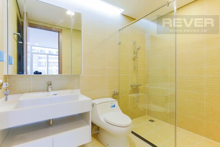 Phòng Tắm 1 Căn hộ Vinhomes Central Park tầng cao Park 2 mới bàn giao, chưa ở