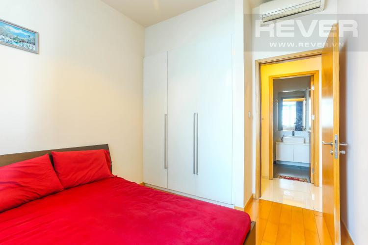 Phòng Ngủ 2 Căn hộ The Vista An Phú tầng trung, 2PN, nội thất đầy đủ, view hồ bơi