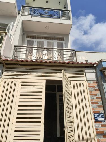 Nhà phố Gò Vấp hướng Tây Nam diện tích sử dụng 128m2.