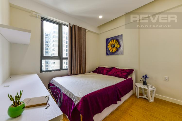 Phòng ngủ 1 Cho thuê căn hộ Masteri Thảo Điền tầng cao, 2PN, đầy đủ nội thất, view sông