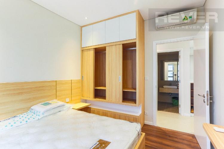Phòng Ngủ 1 Căn hộ Diamond Island - Đảo Kim Cương tầng cao, 3PN đầy đủ nội thất, view hồ bơi
