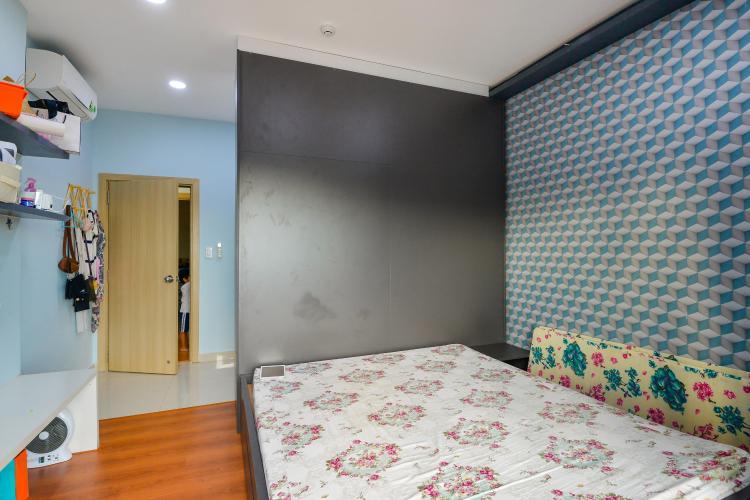 Phòng ngủ penthouse Chung cư Bộ Công An Cho thuê penthouse Chung cư Bộ Công An 3PN, diện tích nhà 160m2, diện tích sân vườn 200m2, đầy đủ nội thất