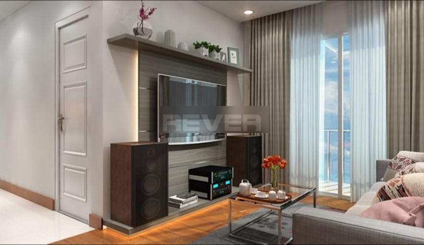 Căn hộ chung cư Ehom 3 tầng 7 view thoáng mát, nội thất cơ bản.