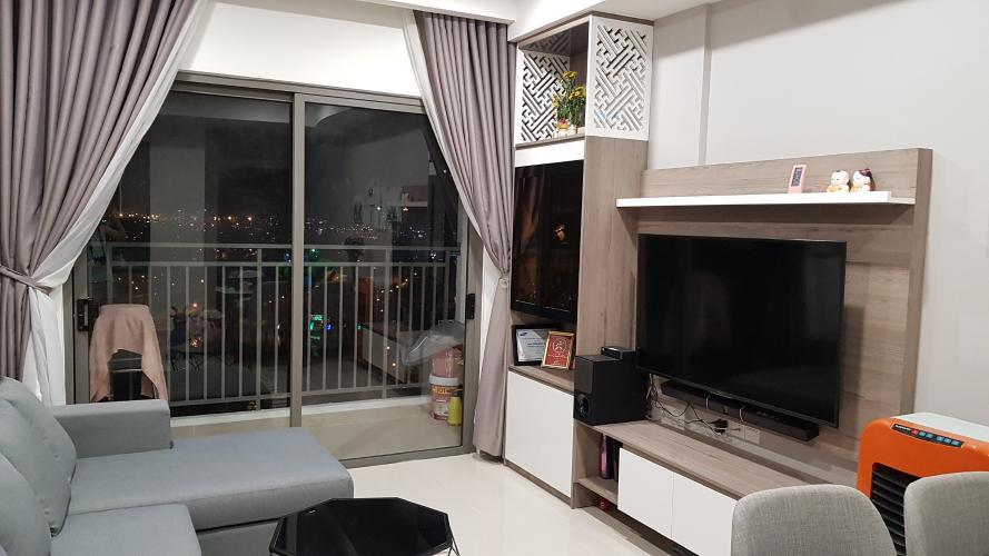 Cho thuê căn hộ The Sun Avenue, diện tích 86.9m2 - 3 phòng ngủ, nội thất đầy đủ, tầng cao, view thoáng.