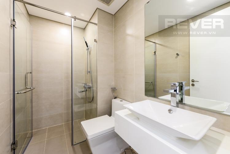 Phòng tắm 2 Cho thuê căn hộ Masteri Millennium 2PN nội thất đầy đủ, tiện ích đa dạng