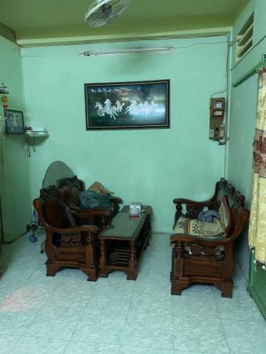 Bán chung cư Chu Văn An 2 phòng ngủ, vị trí trung tâm thành phố.