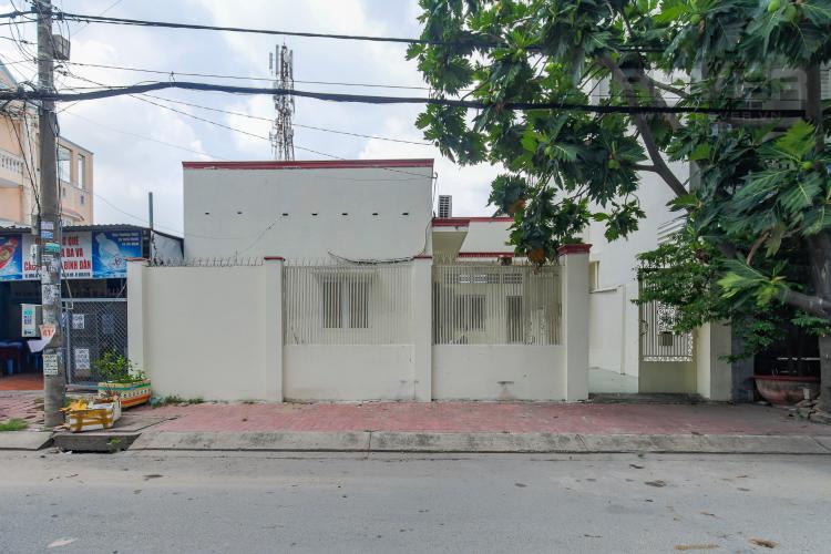Mặt tiền Cho thuê nhà phố mặt tiền, diện tích 180m2, có thể làm nhà xưởng, kho bãi, văn phòng