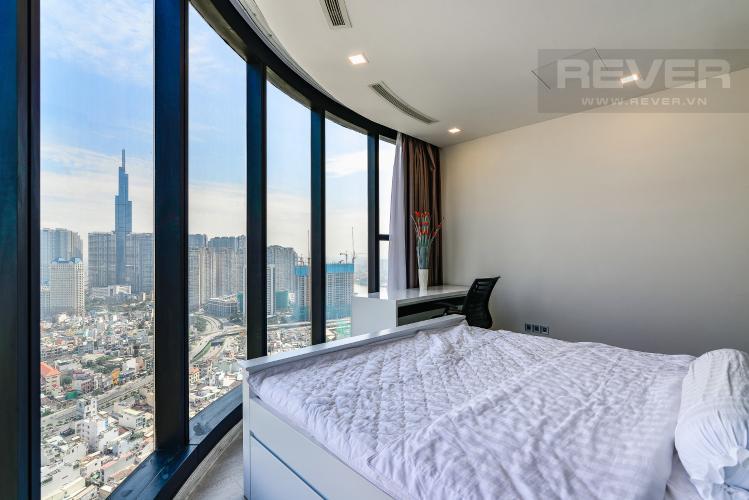 Phòng Ngủ 2 Bán và cho thuê căn hộ Vinhomes Golden River tầng cao, 3PN, đầy đủ nội thất, view đẹp