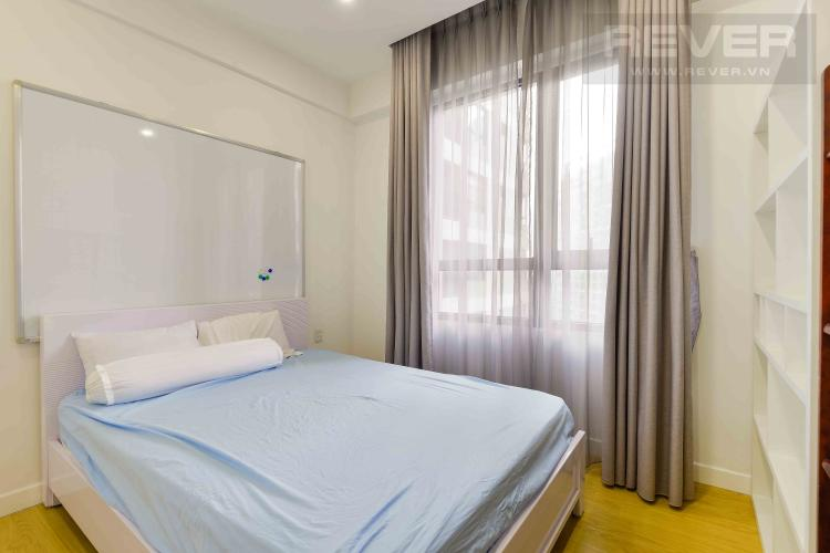Phòng Ngủ 1 Cho thuê căn hộ Masteri Thảo Điền 2PN tầng cao, nội thất đầy đủ, khu dân cư yên tĩnh