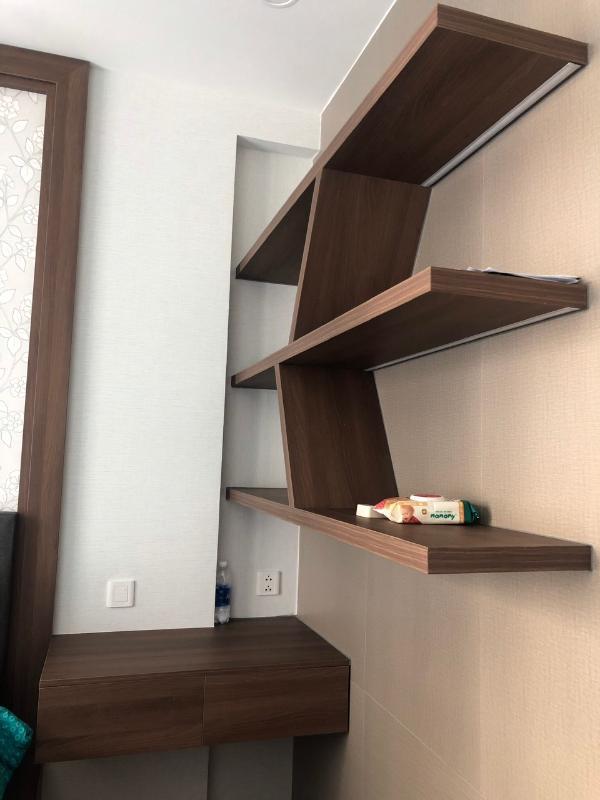 6d1d14db4b86add8f497 Bán căn hộ Masteri Millennium 2PN, block B, đầy đủ nội thất, view Bitexco