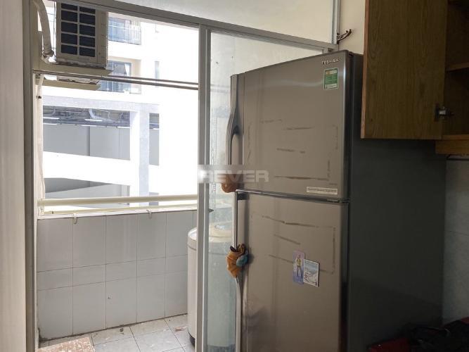 Phòng bếp căn hộ chung cư Vạn Đô, Quận 4 Căn hộ chung cư Vạn Đô hướng Tây Bắc nội thất đầy đủ tiện nghi.