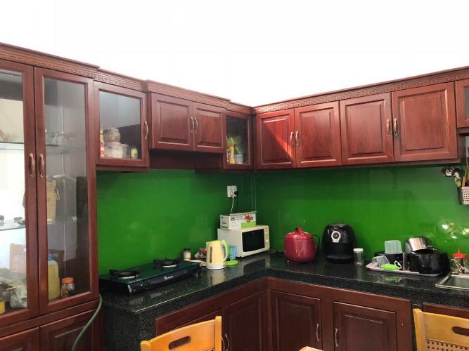 Phòng bếp nhà phố đường Lam Sơn, Tân Bình Nhà phố hướng Đông Nam diện tích 60m2, vị trí thuận tiện kinh doanh.