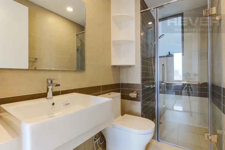Phòng Tắm 2 Căn hộ RiverGate Residence 3 phòng ngủ tầng cao tháp A hướng Tây Bắc