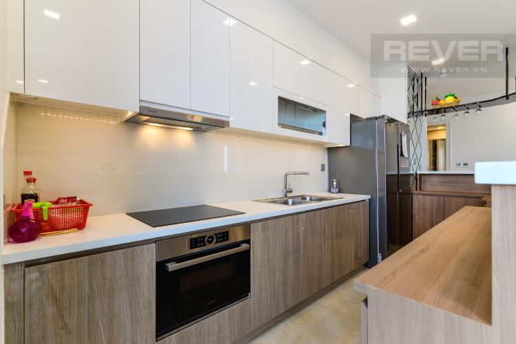 Nhà Bếp Bán và cho thuê căn hộ Vinhomes Golden River tầng cao, 3PN, đầy đủ nội thất, view đẹp