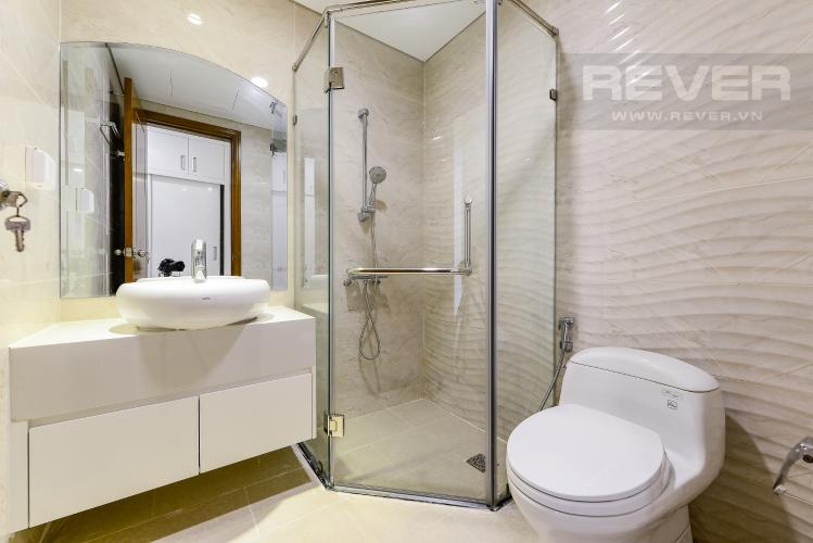 Phòng Tắm 2 Căn hộ Vinhomes Central Park 3 phòng ngủ tầng thấp L5 hướng Tây Bắc