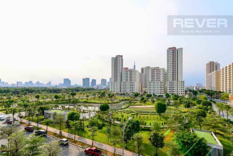 View Cho thuê căn hộ New City Thủ Thiêm tầng thấp tháp Babylon, 3PN 2WC, đầy đủ nội thất, view cây xanh mát mẻ