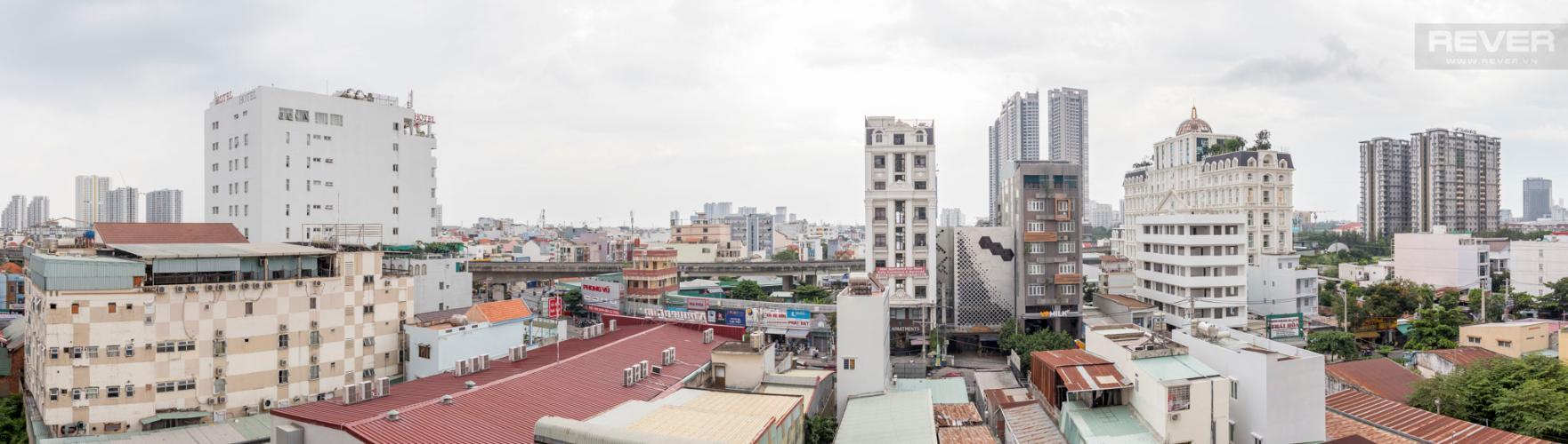 View Bán căn hộ Luxcity 2PN, tầng thấp, block A, diện tích 73m2, nội thất cơ bản