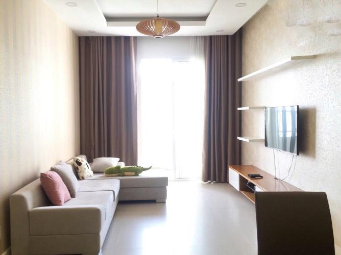 Bán căn hộ Lexington Residence 2PN, tháp LC, đầy đủ nội thất, view hồ bơi và đại lộ Mai Chí Thọ