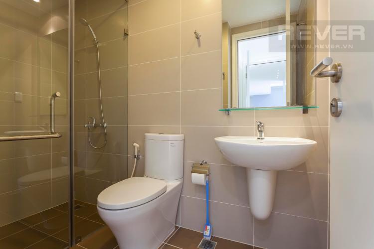 Phòng Tắm 2 Căn hộ Masteri Thảo Điền 2 phòng ngủ tấng thấp T1, nội thất đầy đủ