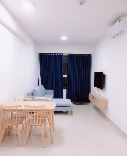 Căn hộ Saigon Gateway bàn giao đầy đủ nội thất, view đẹp thoáng mát.
