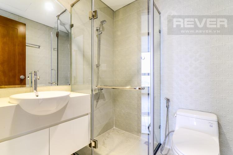 Phòng Tắm 1 Căn hộ Vinhomes Central Park 3 phòng ngủ tầng cao L5 nội thất cơ bản