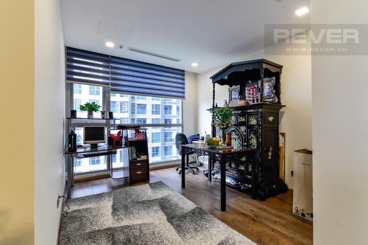 Phòng Ngủ 3 Bán căn hộ Vinhomes Central Park 4PN, đầy đủ nội thất, có thể dọn vào ở ngay