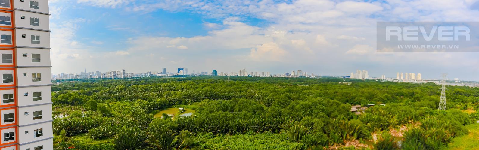 View Căn hộ Dragon Hill 2 tầng trung tháp A 2 phòng ngủ hướng Tây Nam