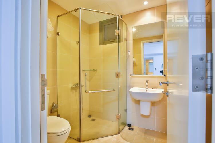 Toilet 1 Bán căn hộ Masteri Thảo Điền tầng cao, 2PN, đầy đủ nội thất