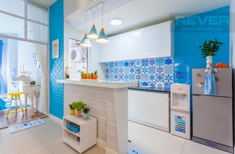 Nhà bếp căn hộ LEXINGTON RESIDENCE Cho thuê căn hộ 1PN Lexington Residence, tầng trung, thiết kế trẻ trung, đầy đủ nội thất