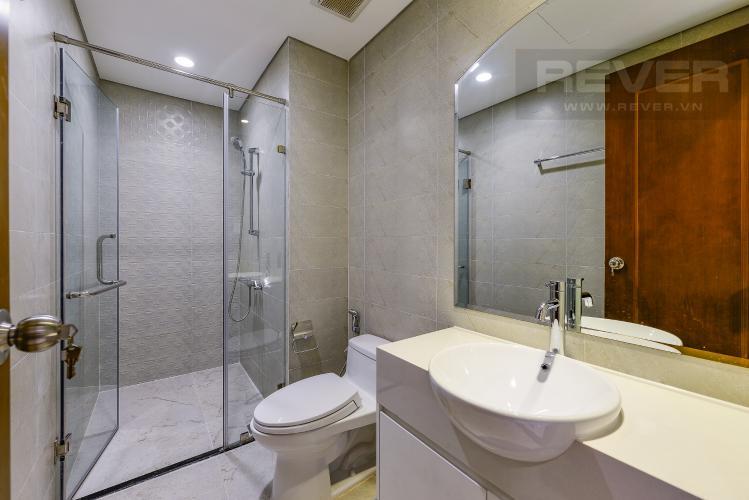 Phòng tắm Officetel Vinhomes Central Park 1 phòng ngủ tầng trung L5 hướng Tây Nam