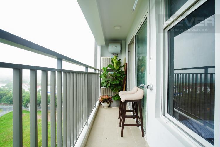 Ban Công Cho thuê căn hộ Sunrise Riverside 3PN, tầng trung, đầy đủ nội thất, hướng Đông đón gió