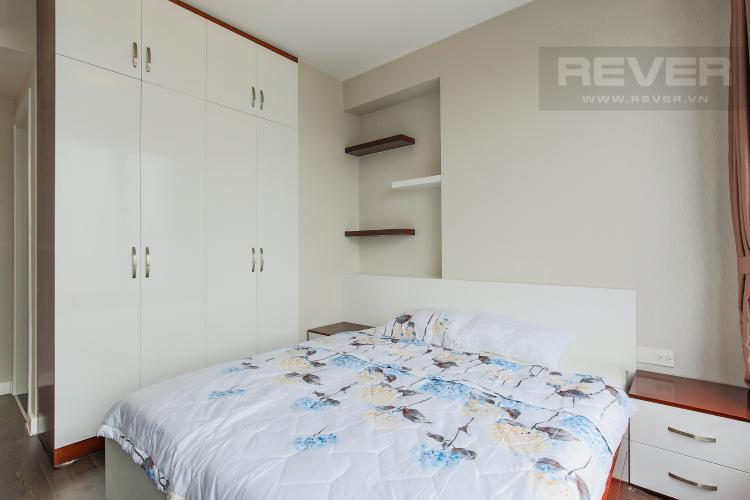 Phòng Ngủ 1 Căn hộ RiverGate Residence 3 phòng ngủ tầng cao tháp A hướng Tây Bắc