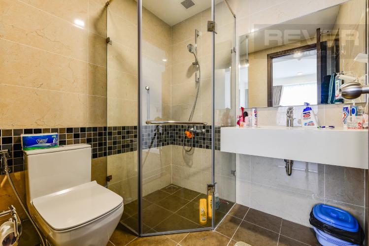 Phòng tắm 2 Căn hộ The Tresor tầng thấp, tháp TS, 2 phòng ngủ, full nội thất
