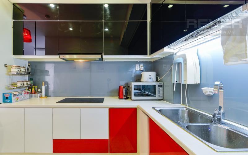 Bếp Căn hộ Chung cư SGC 2 phòng ngủ, đầy đủ nội thất
