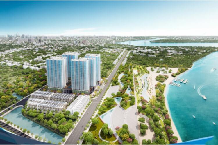 Q7 Saigon Riverside - can-ho-Q7-Saigon-Riverside