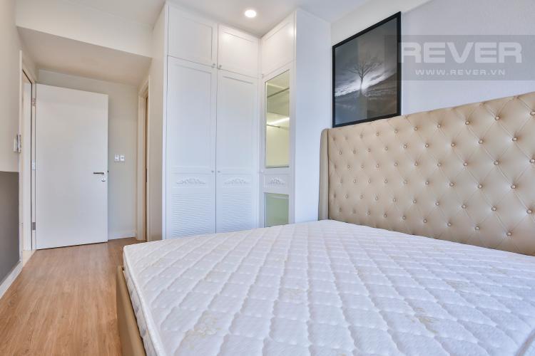 Phòng Ngủ 2 Căn hộ Masteri Thảo Điền 2 phòng ngủ tầng cao T5 view sông