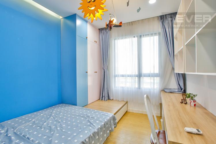 Phòng Ngủ 1 Cho thuê căn hộ Masteri Thảo Điền tầng trung, 2PN, đầy đủ nội thất, view hồ bơi
