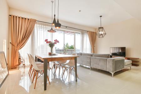 Căn hộ Estella Residence 3 phòng ngủ tầng thấp 1B nội thất đầy đủ
