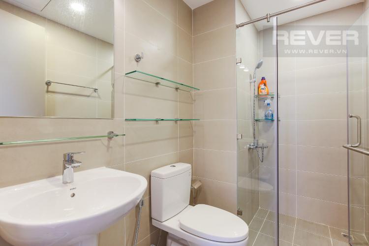 Phòng Tắm 2 Căn hộ The Gold View 2 phòng ngủ tầng cao tháp B nội thất hiện đại