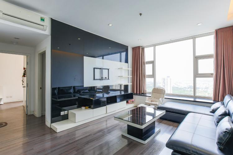 Căn hộ La Casa 2 phòng ngủ tầng cao 1A nội thất đầy đủ