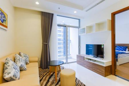 Căn hộ Vinhomes Central Park tầng cao Landmark 1 nội thất mới, tiện nghi đầy đủ